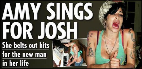 Amy Sings for Josh