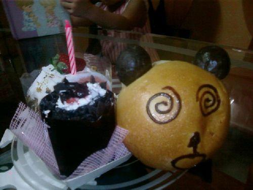 Amy's birthday cake